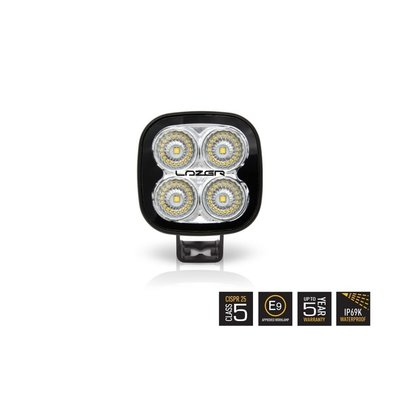 Lazer Utility-25 Led werklamp 80mm