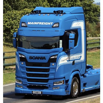 Coles Custom Windscreenguard Scania NextGen