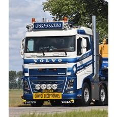 Original Mudflap Volvo 67 x 38cm