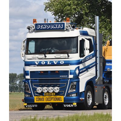 Originele Spatlap Volvo