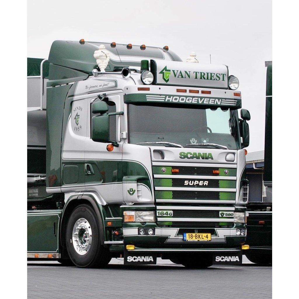 Original Scania Spatlap 65 x 43 cm