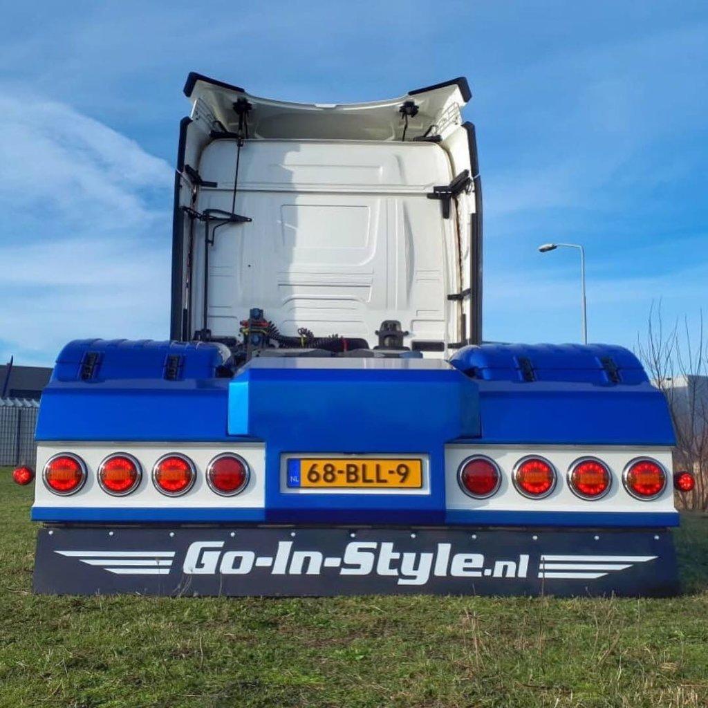 Go-in-style.nl spatlap 248x35cm