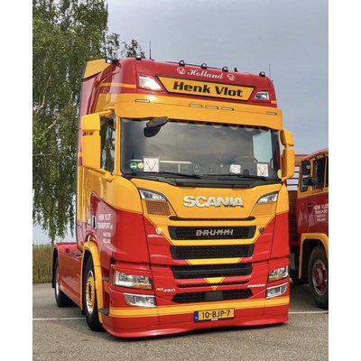 Solarguard Splitter Scania NextGen