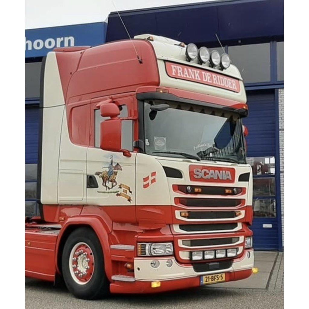 LED Lightsign Scania Topline 164x25cm