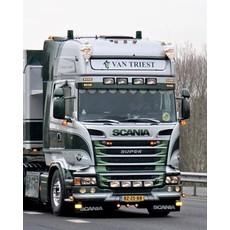 LED Lichtplaat Scania Topline 164x25cm
