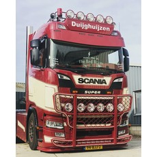 Trux Bullbar for the Scania Ngs or Streamline!