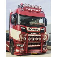 Trux Bullbar voor de Scania Ngs of Streamline !