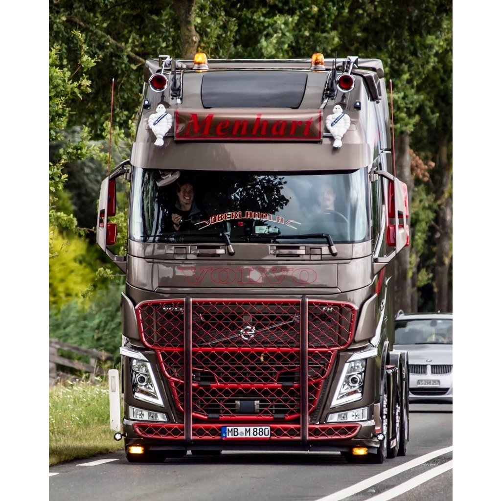 Trux Bullbar Volvo FH4