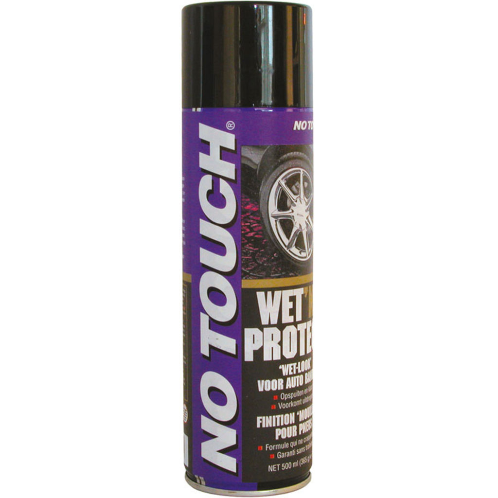 No Touch Bandenzwart Wet&Protect 500ml