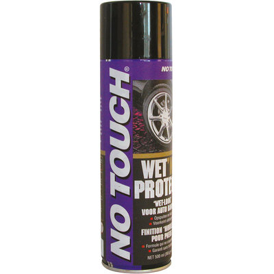 No Touch bandenzwart 500ml