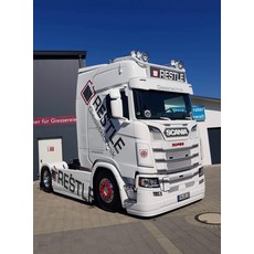 Splitter CP Tuning for Scania Nextgen with low bumper