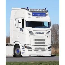 Onderspoiler CP Tuning voor Scania Nextgen lage bumper