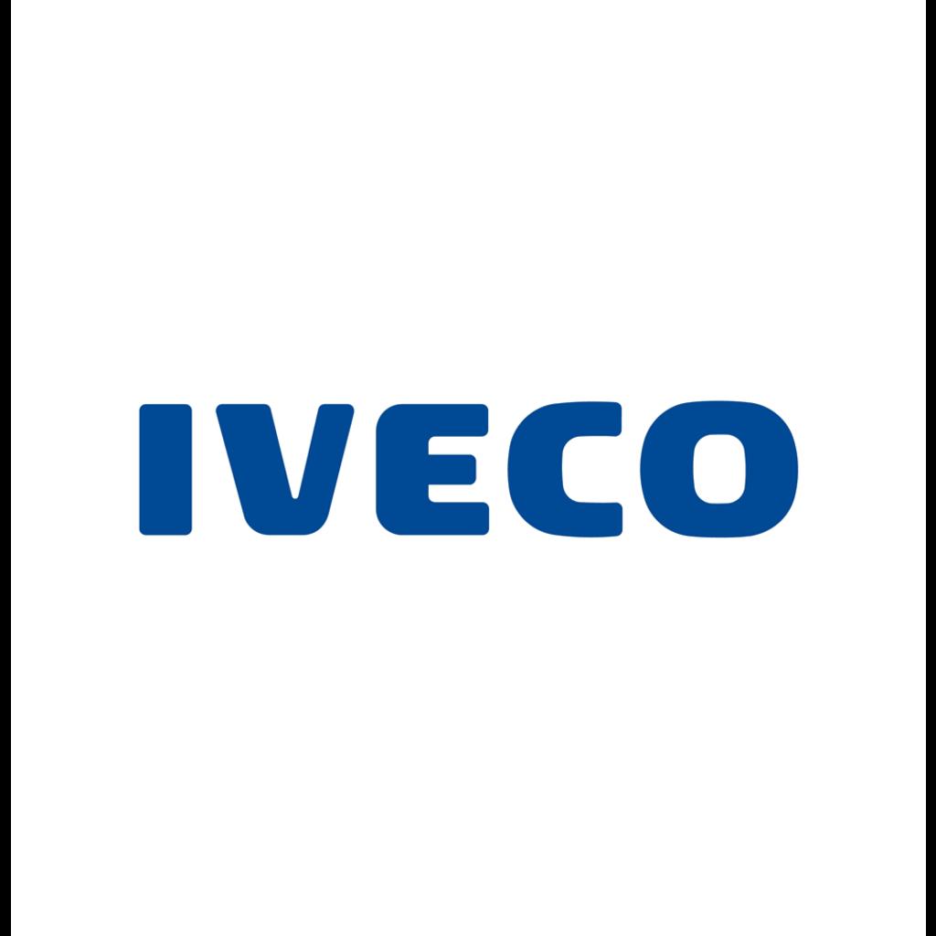 RVS Lichtbaksteuen voor de Iveco S-Way