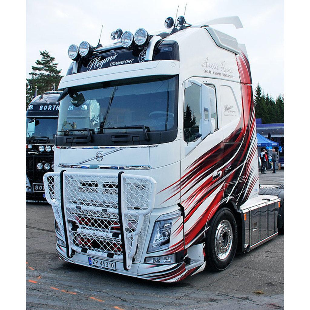Trux Bullbar Volvo FH4 / FH5