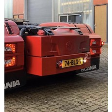 Batterybox extension for Scania R/NG