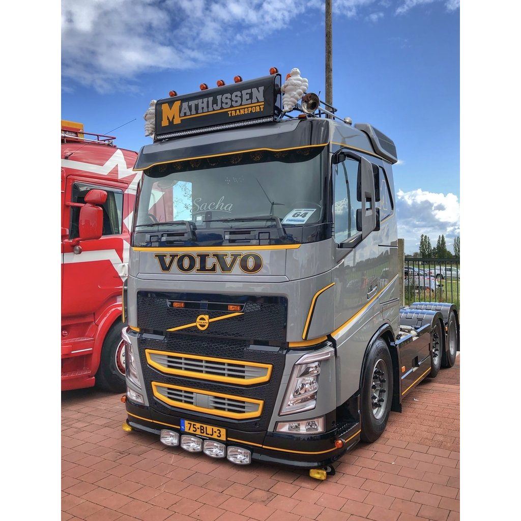 Oldskool Roofbucket for the Volvo FH4