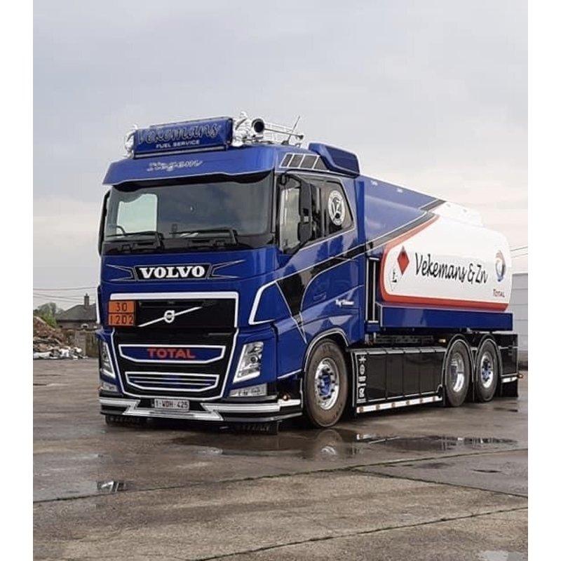 Dakrek voor Volvo FH4/FH5