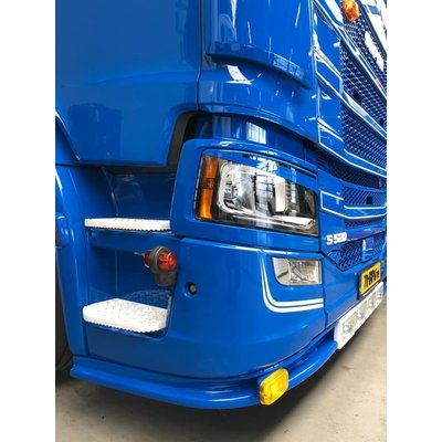 Eyebrows Scania Nextgen