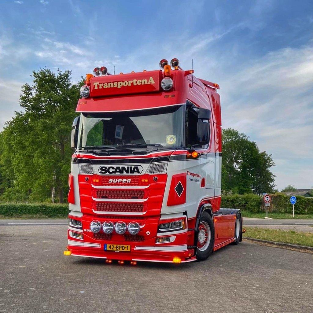 Veap Splitter Scania NextGen