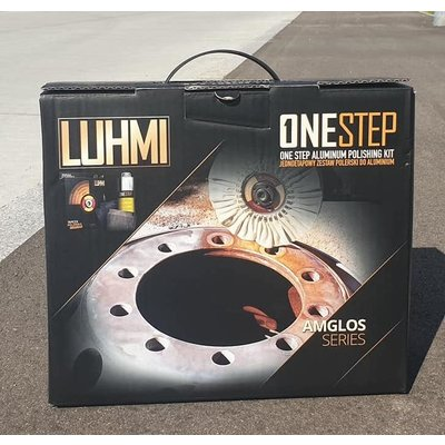 1 Step polishing box by Luhmi