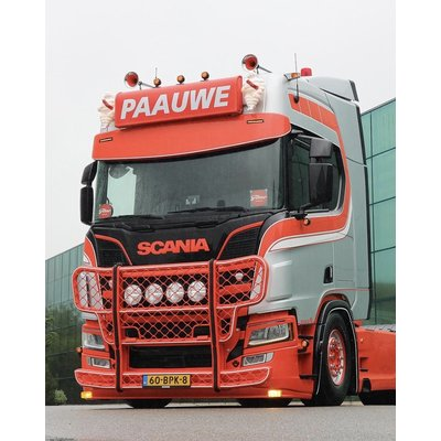 CP Tuning Splitter for Scania NG medium bumper