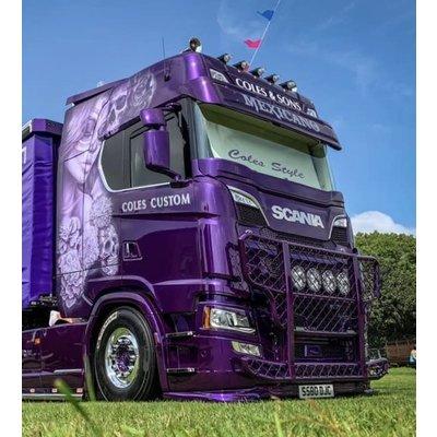 Coles Custom Onderspoiler Scania NextGen