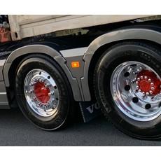 Set aluminium strings voor Volvo FH/FM4