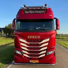 Fox Parts lage zonneklep voor Iveco S-Way