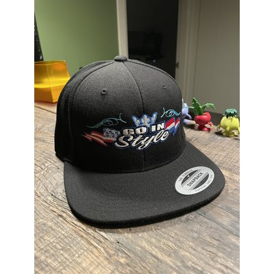 GIS Snapback Cap
