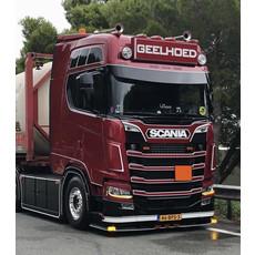 Fox Parts Zonneklep Scania NextGen Rond 40cm
