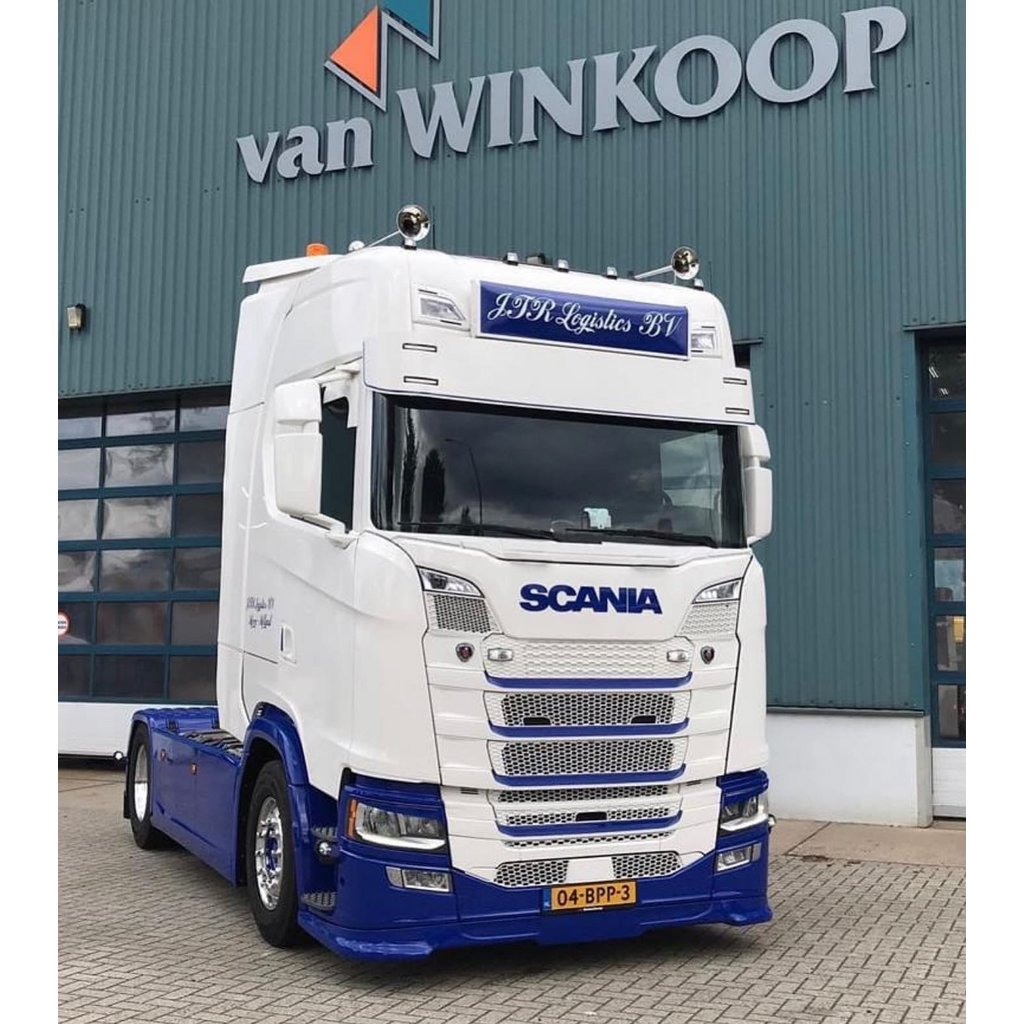 Fox Parts Zonneklep Scania NextGen Recht 34cm