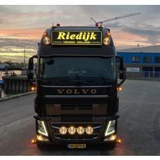 Solarguard Zonneklep voor  Volvo FH4 FWC en ACC