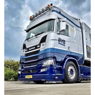 Solarguard Splitters Scania NextGen