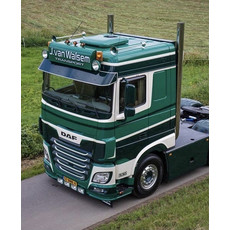 Fox Parts Sunvisor DAF XF Space Cab