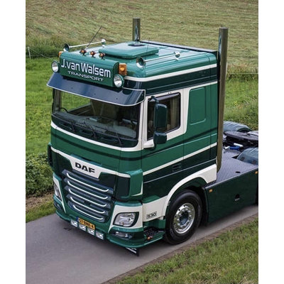 Fox Parts  Deep Sunvisor DAF XF Space Cab