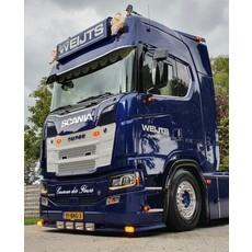 7 different Solarguard Splitters for Scania Next Generation