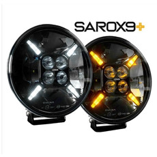 Ledson Sarox 9+ Driving light with amber and white positionlight!