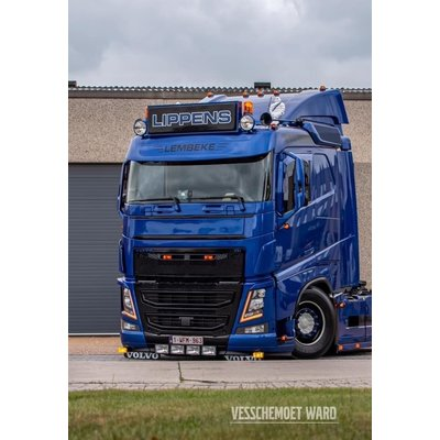 Solarguard Zonneklep Volvo FH4 FWC