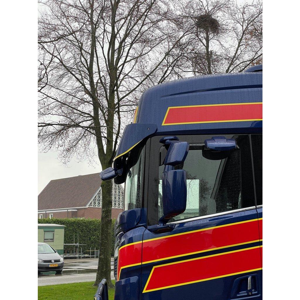 Coles Custom Mexicano Sunvisor for Scania NextGen