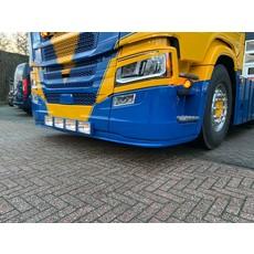 Veap half splitter for Scania NextGen big bumper