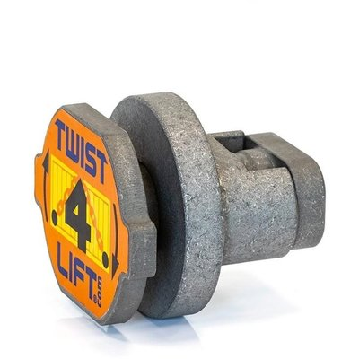 Twist4Lift® Container lifting hooks