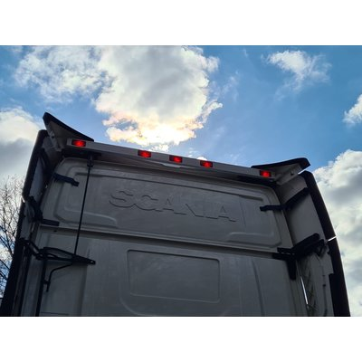 Lampenlat dakspoiler Scania Nextgen