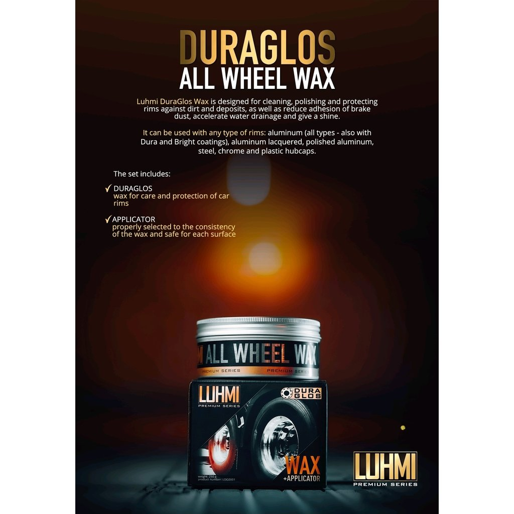 Luhmi Duragloss All Wheel Wax