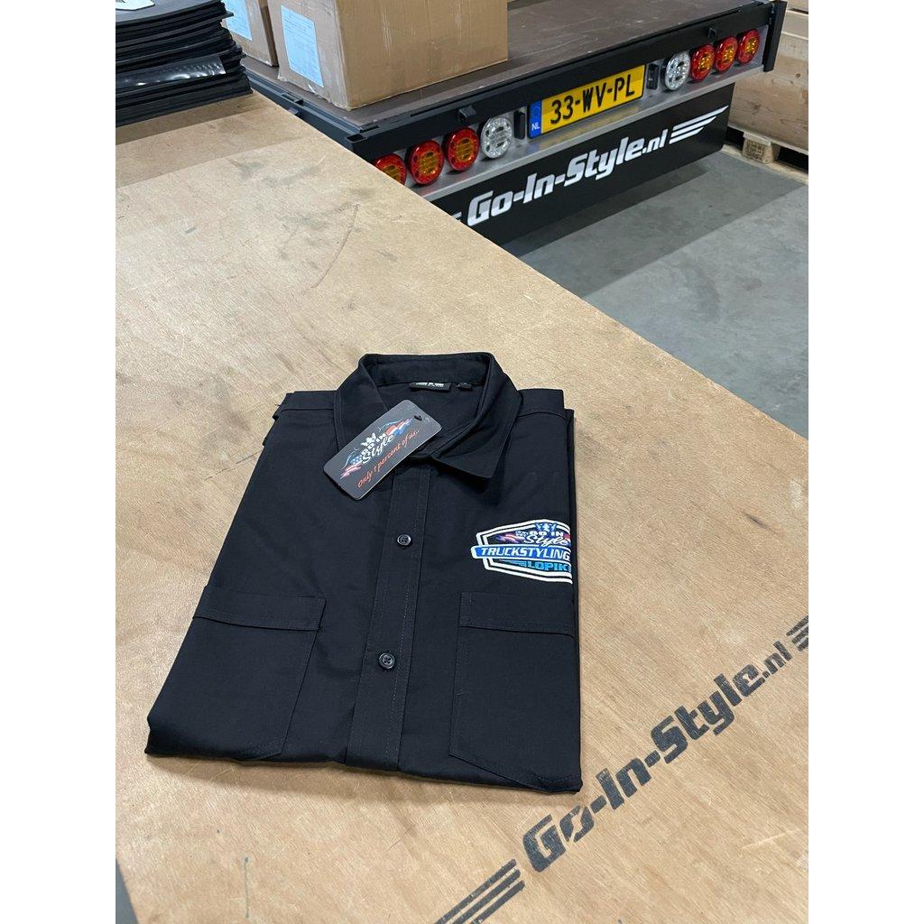Go-in-style.nl Shopshirt / Overhemd van superkwaliteit!