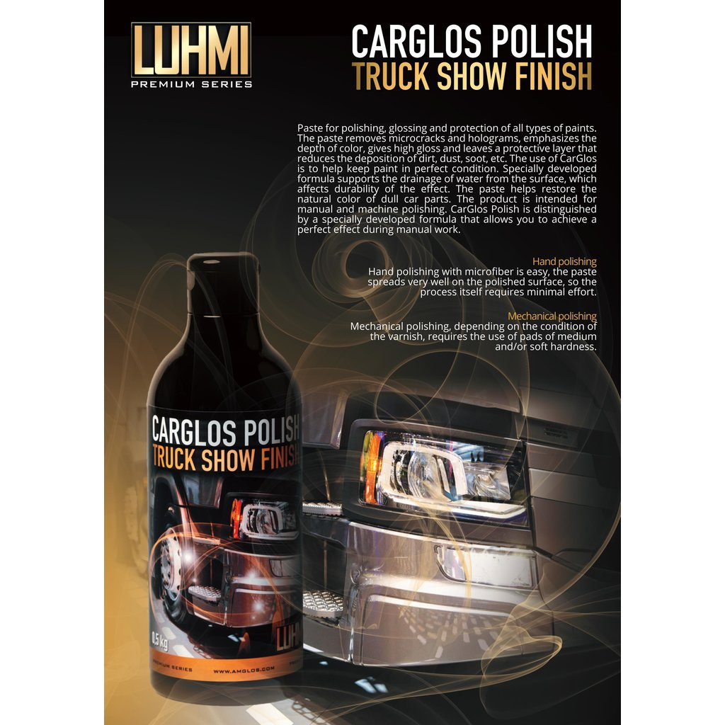 Luhmi Carglos polish 500 gram