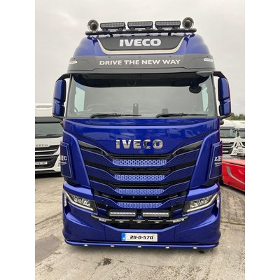 Iveco S-WAY Sunvisor extension