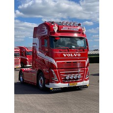 Smooth frontplate Volvo FH5