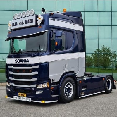 Solarguard Frontplaat Scania NGR