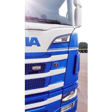 Solarguard Grille Covers Scania NextGen (Set) for R/S Series