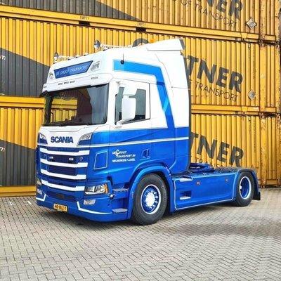 Solarguard Grille Covers Scania NextGen